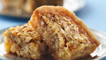 Maple-Walnut Pie Bars