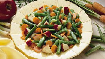 Harvest Time Green Beans