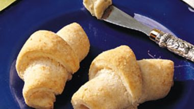Parmesan Crescents