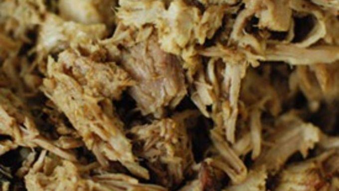 Slow-Roasted Shredded Pork