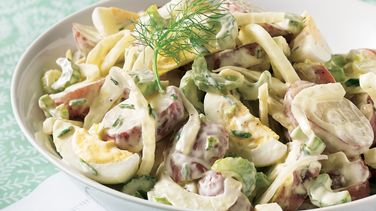 Fennel Potato Salad
