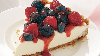 Fabulous Three-Berry Tart