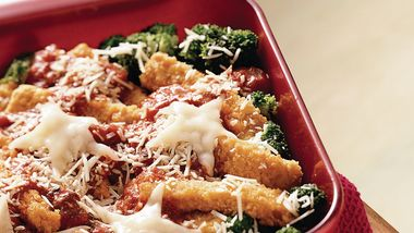 Fish Sticks Marinara