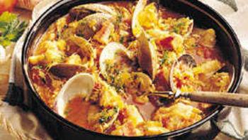 Fresh Seafood Stew