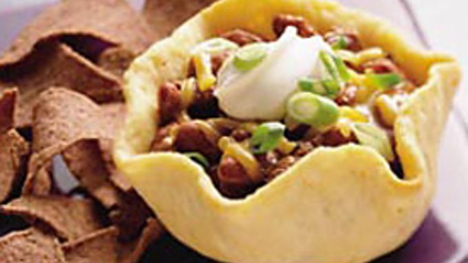 Golden Corn Bowls with Chili