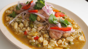 Chicken Arroz Aguado