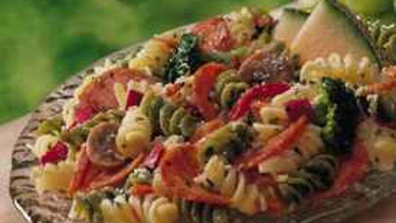 Pepperoni-Pasta Salad