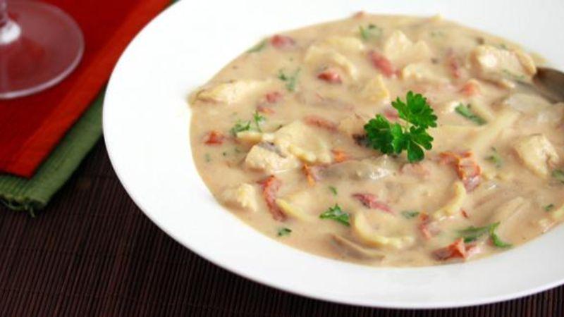 Copycat Pasta Milano Soup