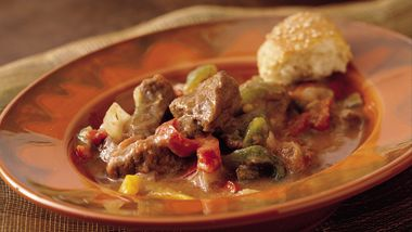 Slow-Cooker Cajun Beef Stew