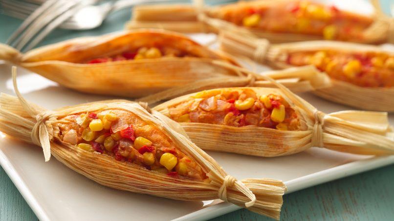Vegetable Tamales