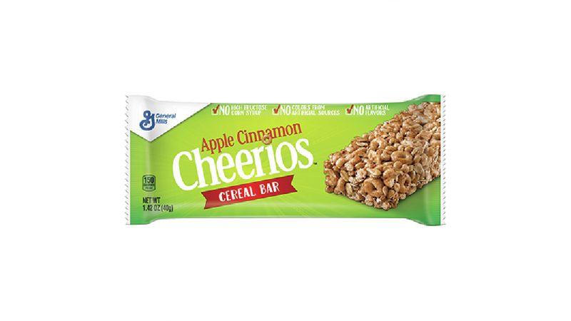 Apple Cinnamon Cheerios™ Cereal Bars
