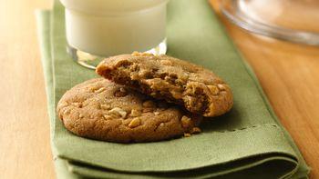 Double-Delight Peanut Butter Cookies