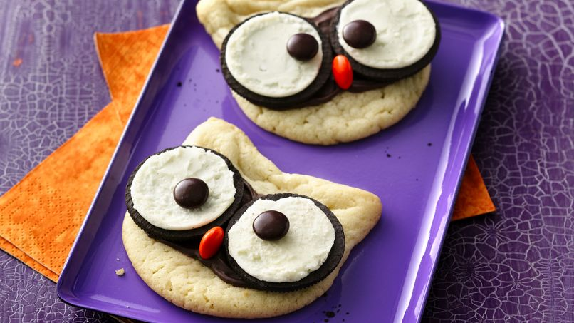 Cute Owl Cookies