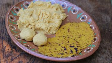 Tortillas de Calabaza