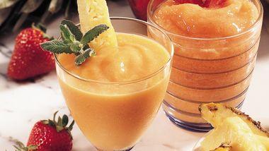Fresh Fruit Frappé