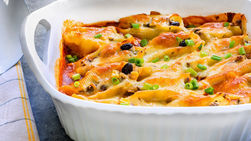 Mexican-Style Stuffed Shells