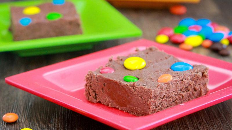 Simple Chocolate Fudge