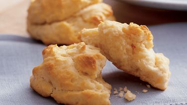 Easy Cream Drop Biscuits