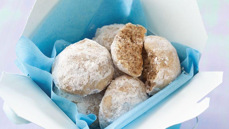 Chai-Spiced Cookies
