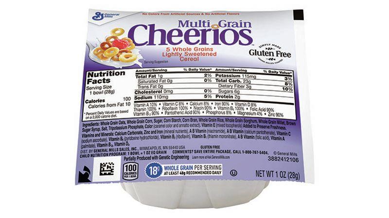 Multigrain Cheerios™ Gluten Free