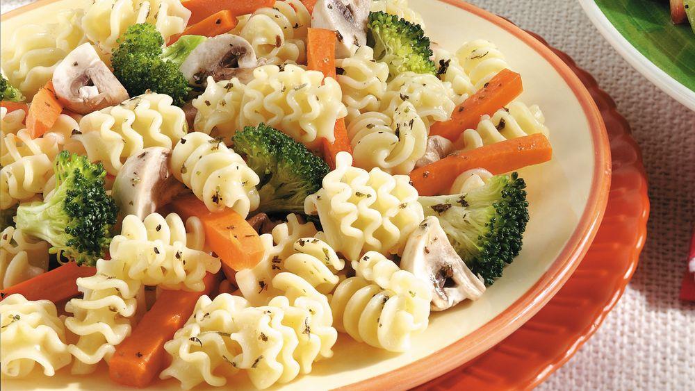 Vegetable-Pasta Salad