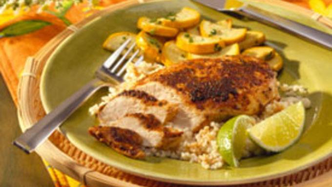 Hot Seared Chicken