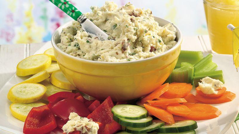 Roasted Potato-Garlic Dip