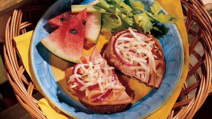 Deli Ham Crunch
