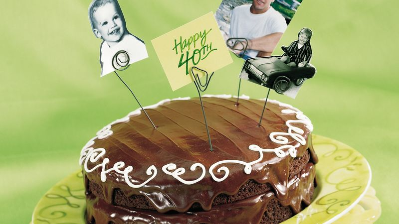 Double-Chocolate Cappuccino Cake