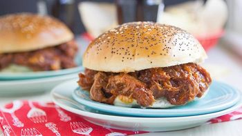 5-Ingredient Spicy Pulled Pork