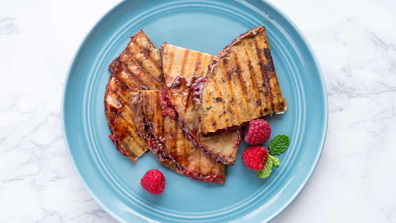 Nutella™ Berry Quesadilla