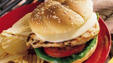 Caesar Chicken Sandwiches