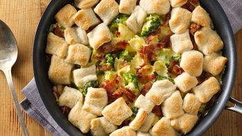 Ultimate Mac and Cheese Pot Pie