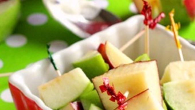 Afterschool Apple Fondue