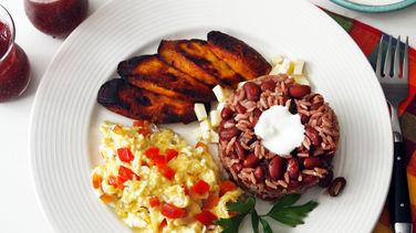 Salvadoran Breakfast Casamiento