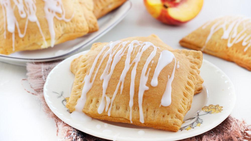 Peaches and Cream Pockets