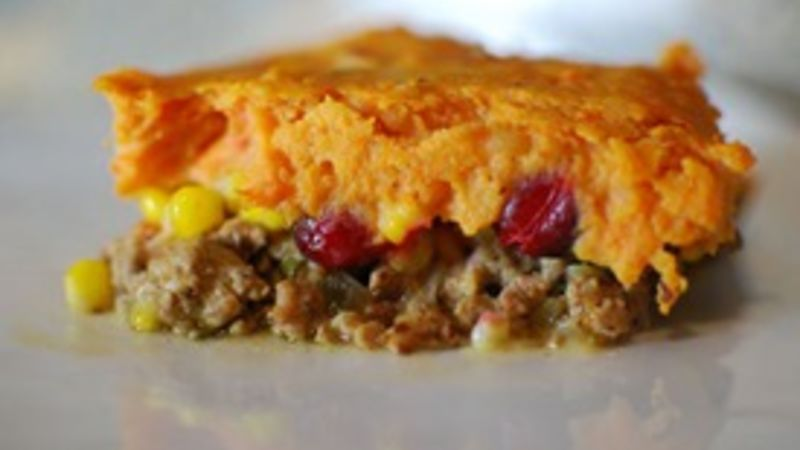 Fall Shepherd's Pie