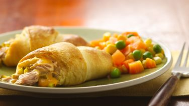Tuna Salad Crescents
