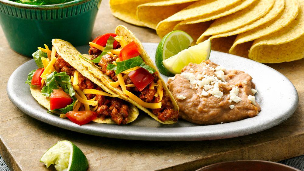 Simple Beef Tacos