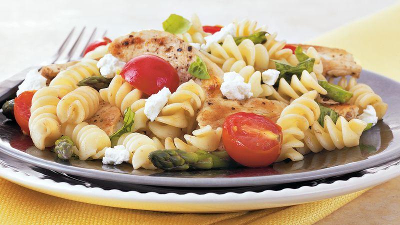 Chicken-Asparagus Rotini