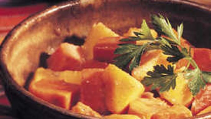 African Squash and Yams