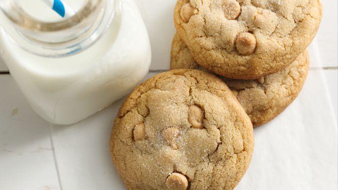 Rich Peanut Butter Cookies