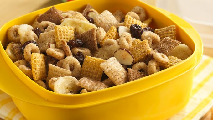Chex® Breakfast-to-Go (1/2 Recipe)