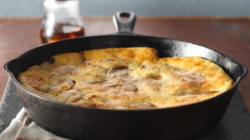 Apple Oven Pancake