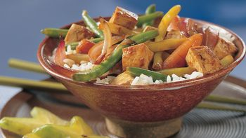 Five-Spice Tofu Stir-Fry