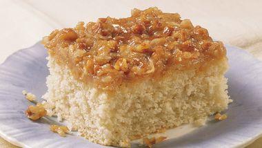 Velvet Crumb Cake