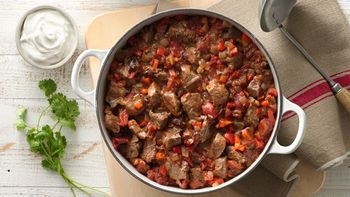 One-Pot Texas Chili