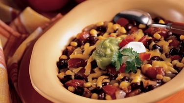 Spicy Black Bean Chili