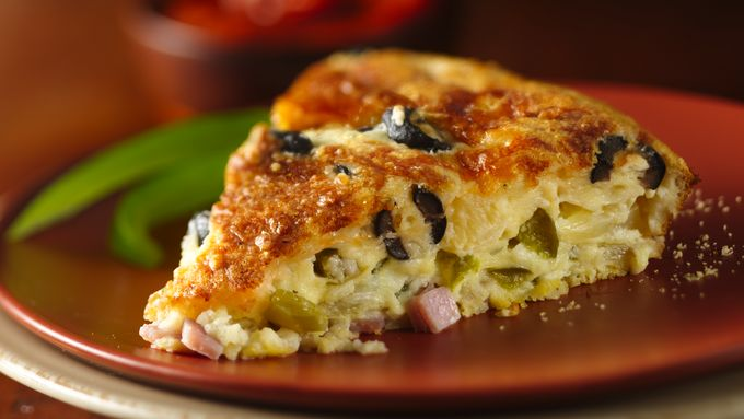 Hawaiian Pizza Pie