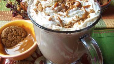 Café con Leche con Especia de Calabaza